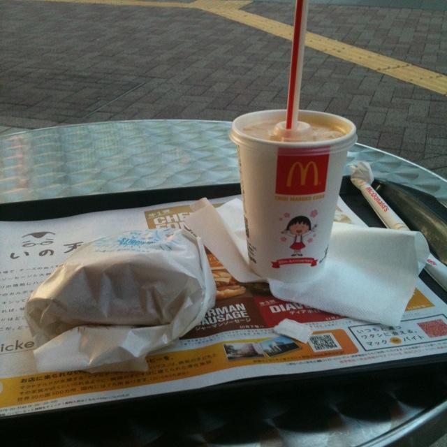 マックの朝食