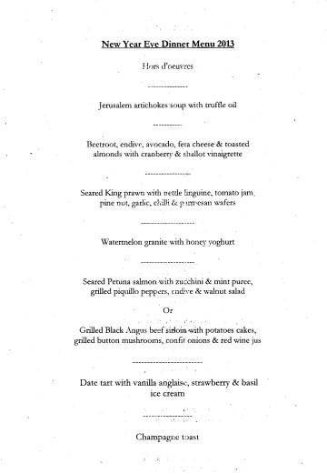 Uma_eve_menu